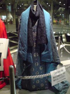 「冬物語」衣装。、