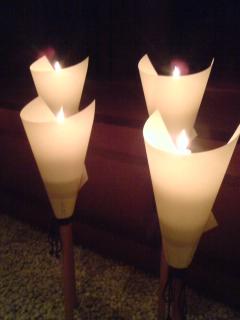 「国立能楽堂企画公演『蝋燭の灯りによる』」を観る