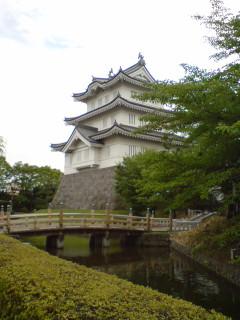 「のぼうの城」忍城址探訪