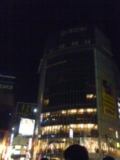 地震16(3日目-3) 渋谷