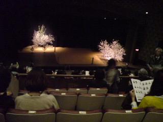 「靖国神社夜桜能(第一日)」@日比谷公会堂