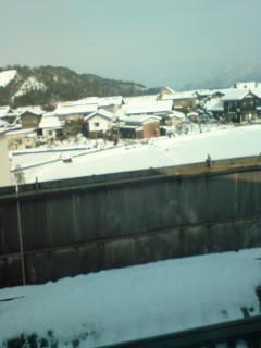 正月の大阪へ