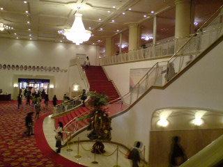宝塚大劇場に初めて行ってきました(3:「カリスタの海に抱かれて」を観る)
