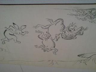 「鳥獣戯画展」に行く(2)