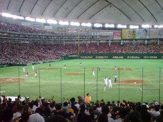 広島カープ25年ぶりのマジック点灯試合を生で見る